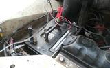Land Rover Series 3 - engine