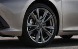 Lexus ES 2019 first drive review - alloy wheels