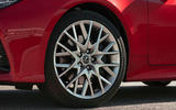 Lexus RC 300h 2019 first drive review - alloy wheels