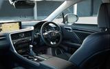 Lexus RX 450hL 2018 review cabin