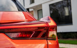 Lexus UX 2019 UK first drive review - rear lights