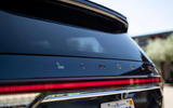 Lincoln Aviator 2020 first drive review - tailgate badging