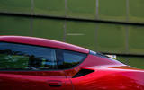 Lotus evora GT410 2020 UK first drive review - roof