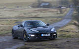 Lotus Evora GT410 Sport 2018 UK review on the road mud