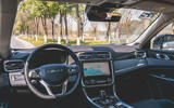 Lynk & Co 01 first drive review - dashboard