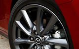 Mazda 3 2.0 Skyactiv-G 2019 first drive review - brake calipers