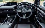 7 Mazda 3 e Skyactiv X 2021 UK fd dashboard