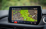 Mazda 6 2018 first drive review infotainment