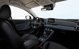 Mazda CX-3 2018 first drive review cabin