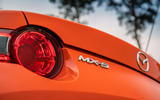 Mazda MX-5 30th Anniversary Edition 2019 UK first drive review - rear lights