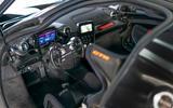 McLaren Senna GTR 2019 first drive review - dashboard
