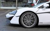 McLaren Sports Series Hybrid prototype wheel