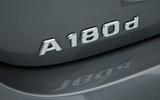 Mercedes-Benz A-Class 2018 long-term review - rear badge