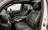 7 Mercedes AMG GLE 63S 2021 UK FD cabin