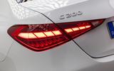 7 Mercedes Benz C Class 2021 FD rear lights