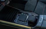 Mercedes-Benz GLA 220d 2020 UK first drive review - centre console