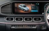Mercedes-Benz GLE 2019 UK first drive review - infotainment