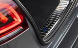 Mercedes-Benz GLE 350de 2020 first drive review - boot lip