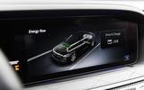 Mercedes-Benz S-Class S560e 2018 first drive review - infotainment hybrid drive