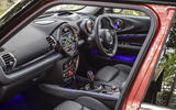Mini Clubman Cooper 2019 first drive review - cabin