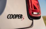 7 Mini Cooper S 2021 UK FD rear badge