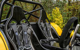 7 MK Indy RR Hayabusa 2021 UK first drive seats