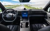 7 Nio ES8 European spec 2021 first drive dashboard