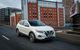 Nissan Qashqai 2018 UK first drive review - on the road