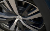 Peugeot 3008 Hybrid 2021 UK review - alloy wheels