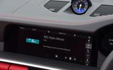 Porsche 911 Carrera 4S Cabriolet 2019 UK first drive review - infotainment