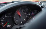 Porsche Boxster T 2019 first drive review - dials