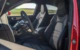 Porsche Cayenne GTS 2020 UK first drive review - cabin