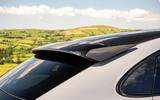 7 Porsche Cayenne Turbo GT 2021 UK FD spoiler