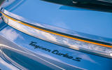 7 Porsche Taycan Cross Turismo 2021 LHD rear adge