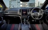7 Renault Megane E Tech phev 2021 UK FD dashboard
