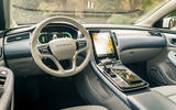 Roewe R ER6 2020 first drive review - Dashboard