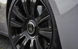 Rolls Royce Ghost 2020 UK first drive review - alloy wheels