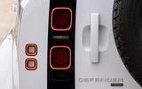 7 Rover Defender PHEV 2021 UK FD rear lights