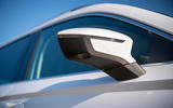 Seat Ateca Xperience 2020 UK first drive review - wing mirrors