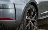 Seat Leon Cupra R 2018 UK review wheel arches