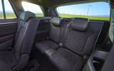 Skoda Kodiaq vRS 2018 first drive review - rear seats
