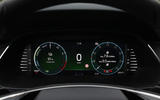 Skoda Octavia IV 2020 first drive review - instruments