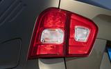 Suzuki Ignis hybrid 2020 UK first drive review - rear lights