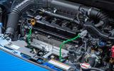 Suzuki Swift Attitude 2019 UK first drive review - engine
