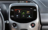 Toyota Aygo 2018 review infotainment
