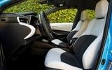 Toyota Corolla 2.0 XSE CVT 2019 review - cabin