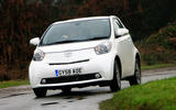 Toyota IQ - front