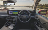 7 Toyota Mirai 2021 UK FD cabin