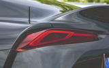 Toyota Supra 2019 UK first drive review - rear lights