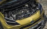 7 Toyota Yaris Cross 2021 UK LHD preprod engine